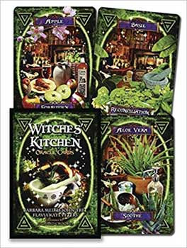 Witches' Kitchen oracle by Meiklejohn-Free & Peters