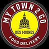 Des Moines My Town Logo PNG Transparent