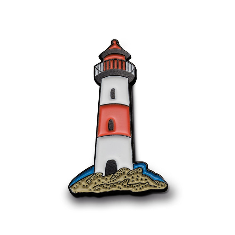 "Enamel Pin ""Lighthouse"""