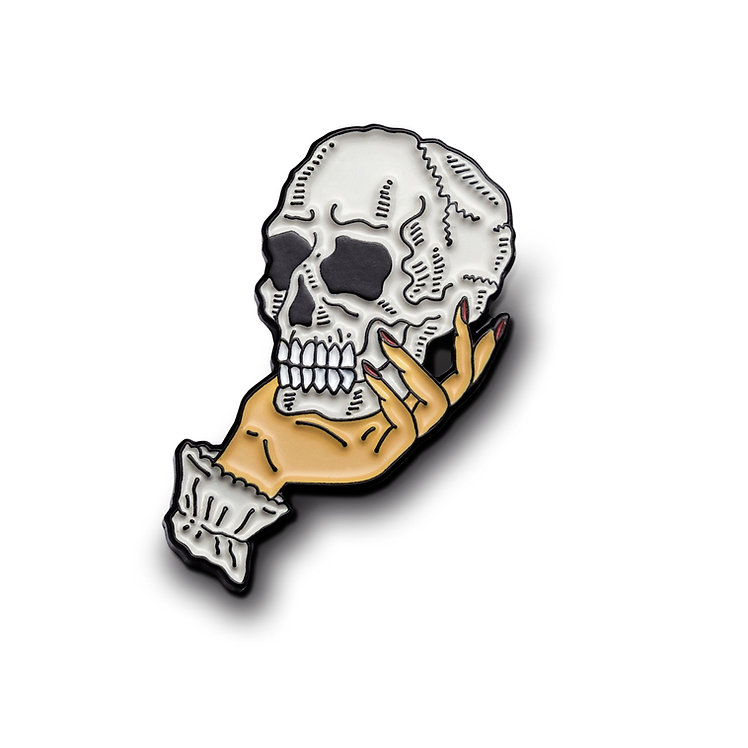 """Enamel Pin """"To Be or Not To Be"""""""