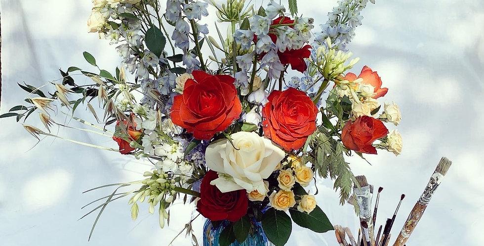 Bouquet - The Artist
