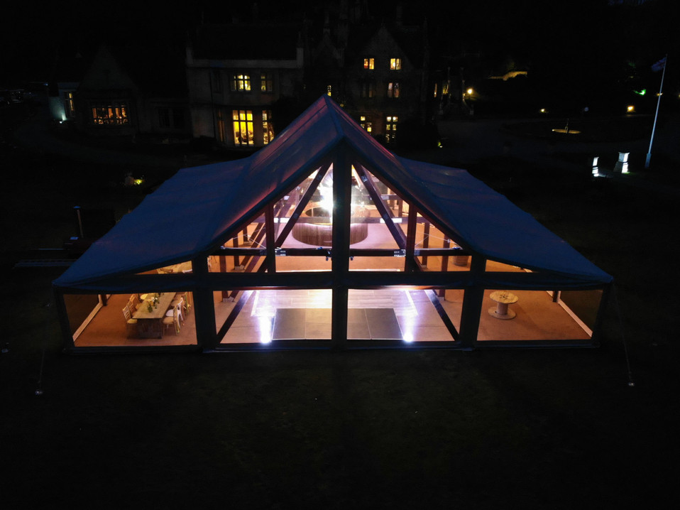 Cruck-tent-marquee-for-corporate-events-