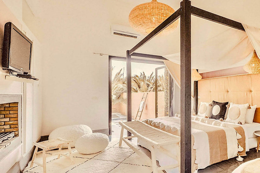 MARRAKESH - IN & OUT SUITES