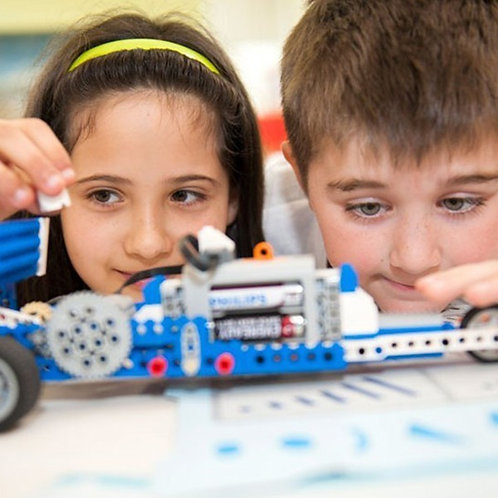 Drobots LEGO Engineering