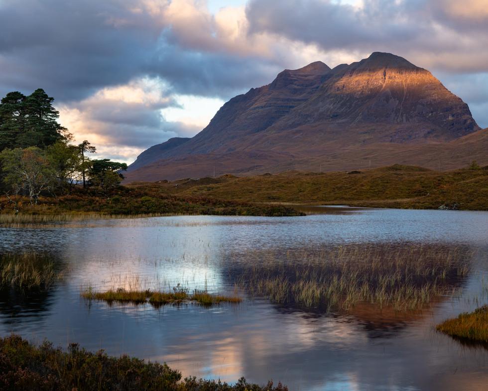 Mighty Liathach & Loch Clair