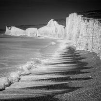 #10 Beached Waves At Birling Gap