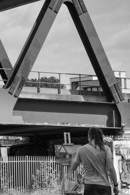 Painting The Bridge
