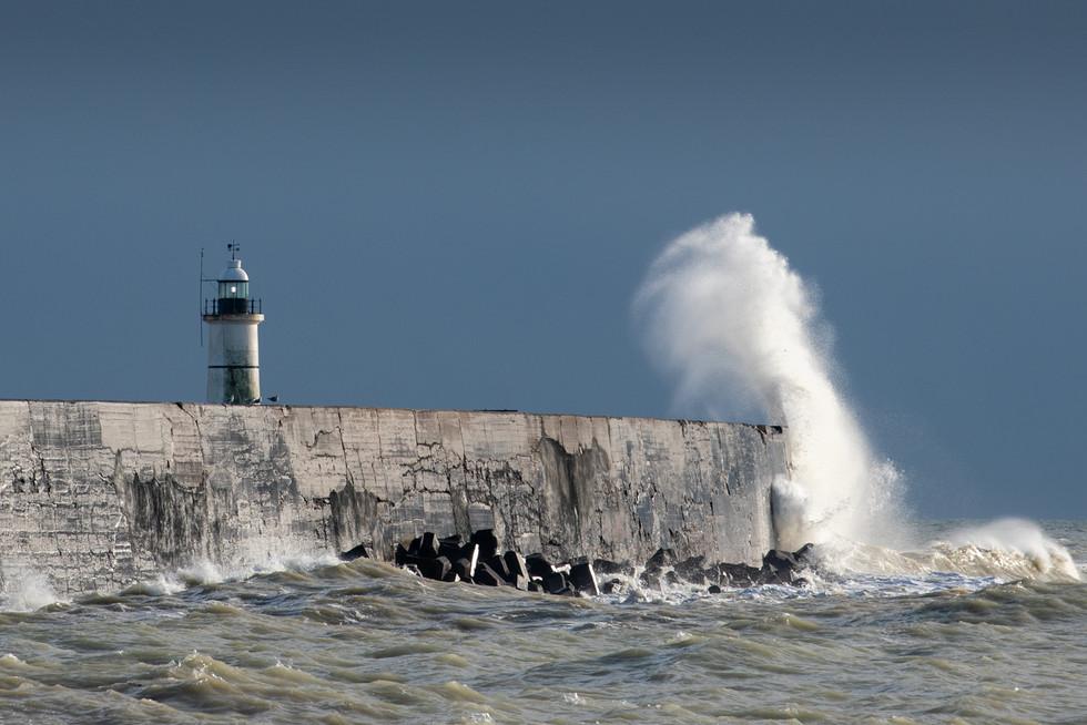 Taller Than A Lighthouse
