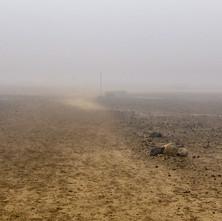 A Cloudy Tongariro Crossing Today
