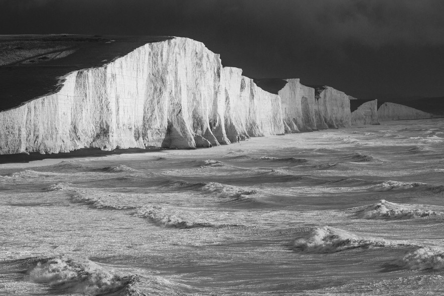 Seven Sisters In A Storm