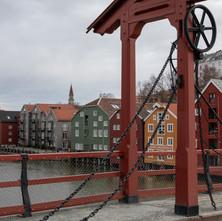 Colourful Wharfs & Old Town Bridge