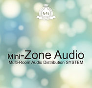 Mini Zone Audio with Bluetooth SD and USB MP3 Player and FM 4Channels