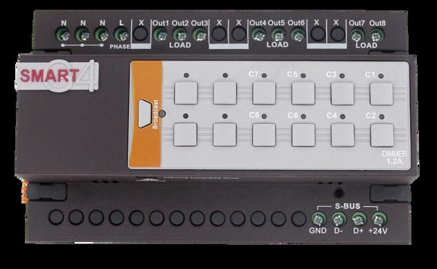 Dimmer 8ch 1.5Amp (1)