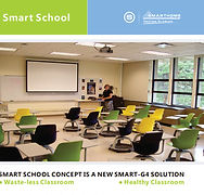 Smart School Simple classroom Automation G4