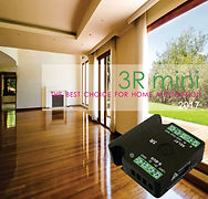 3-Relay Mini Controller for Somfy Curtain G4 Motorization and Control