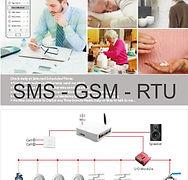 SMS RTU GSM Control Telemetric Control G4