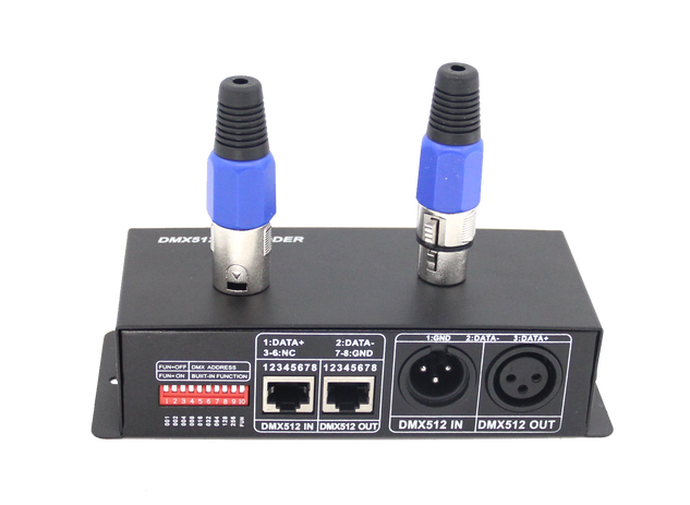 LED DRIVER DMX Protocol (8)