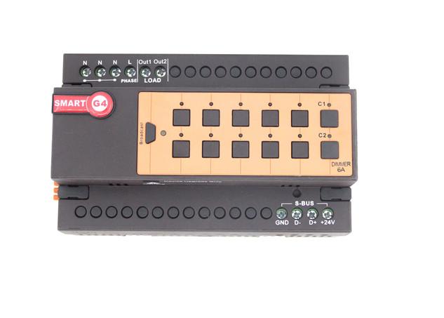 Dimmer 2ch 6Amp (1)