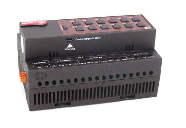 Mix24 Controller, DIN-Rail Mount (G4) (1)