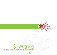 SMart-WAVE SWAVE G4 RF Wireless Automation Control System