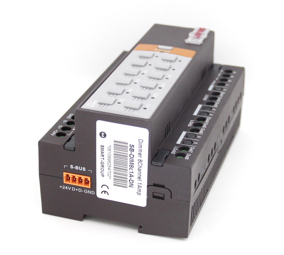 Dimmer 8ch 1.5Amp (6)