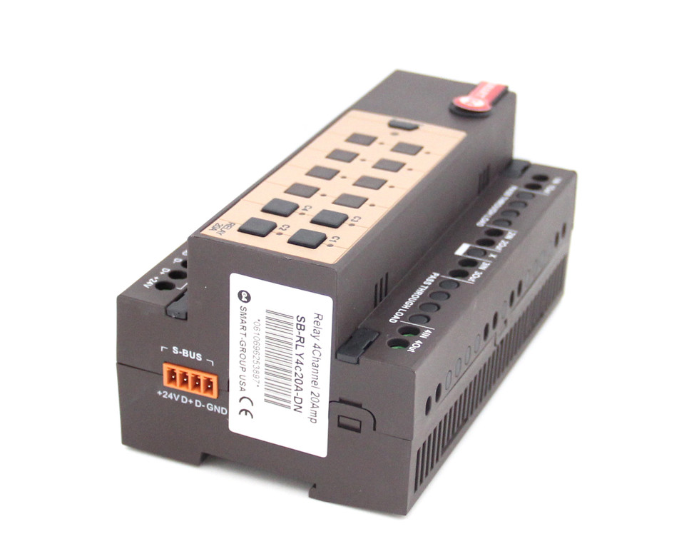 Relay 4ch 20Amp (6)