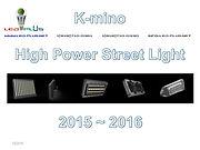 Kmino High Powered LED Street Light