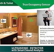 Smart G4 Ultrasonic sound Detector occupancy sensor