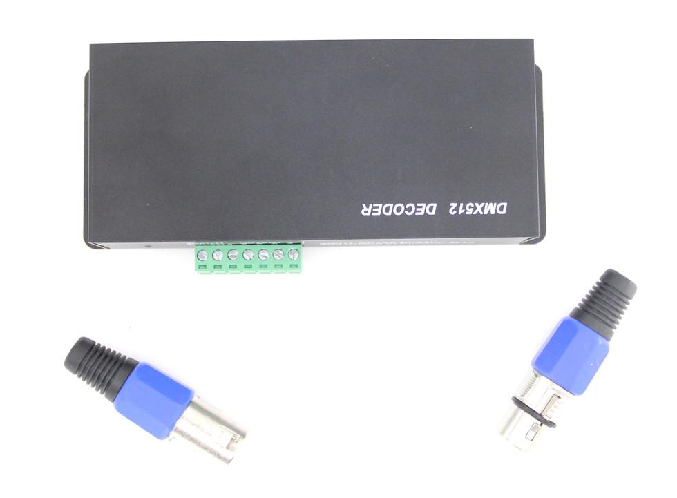LED DRIVER DMX Protocol (6)