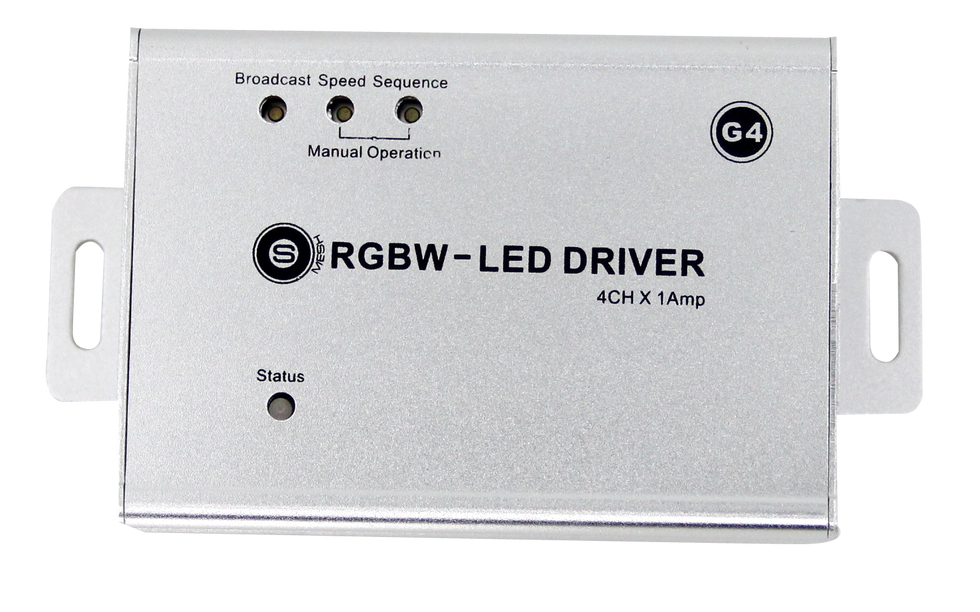 LED Super Booster 30A (1)