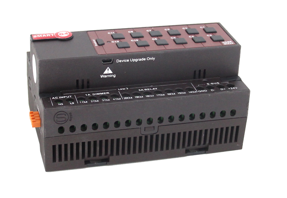 Mix24 Controller, DIN-Rail Mount (G4) (1)