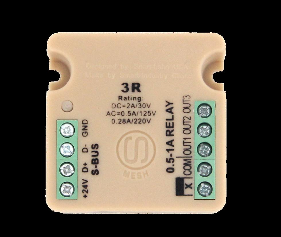 3R mini Relay Moudule 0.5A (6)