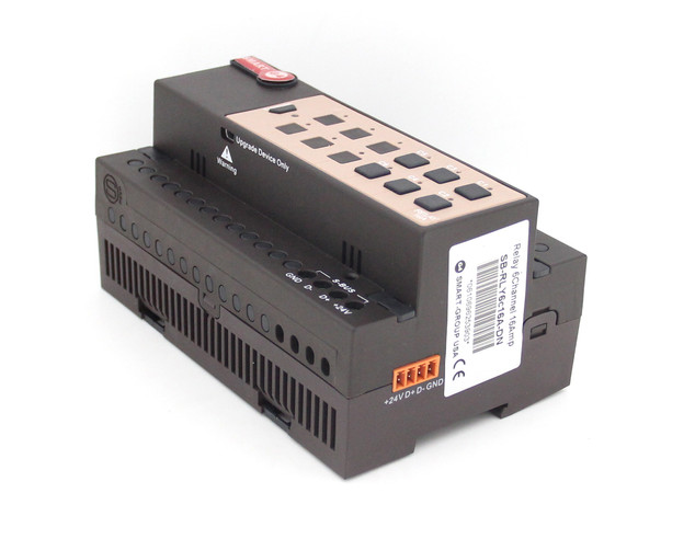 Relay 6ch 16Amp (8)