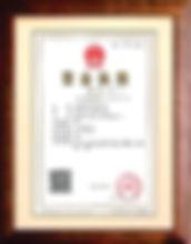 Chiona DG Certificate frame mini.jpg