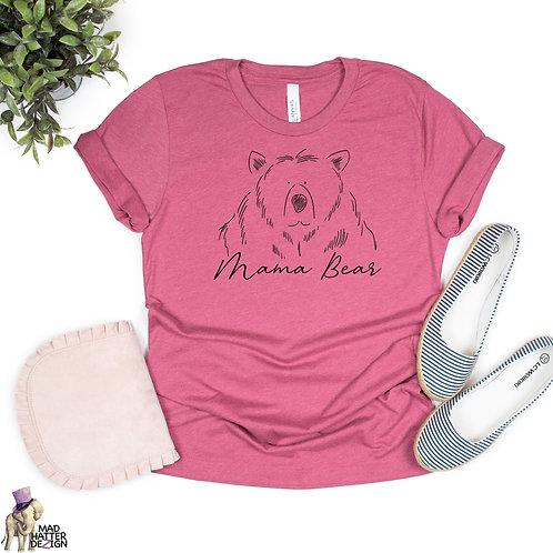 WS: Mama Bear Tee
