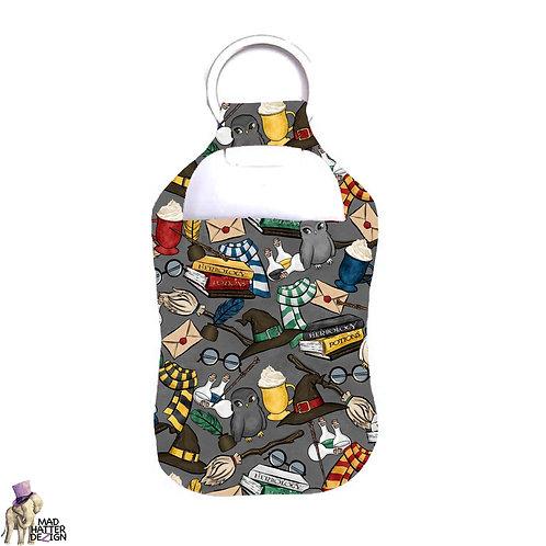 Magic Sanitizer Keychain