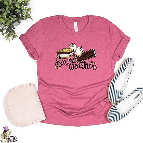 WS: S'More Weather Tee