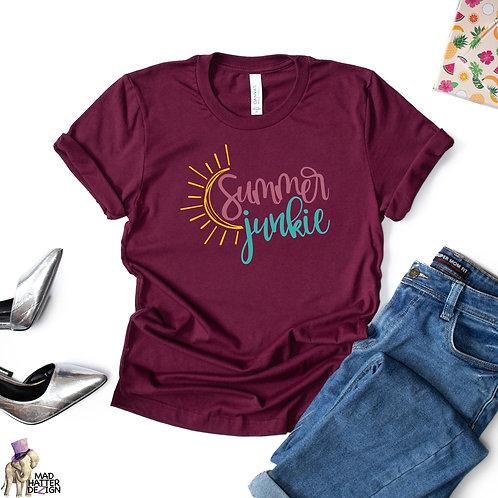 WS: Summer Junkie Tee
