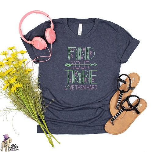 WS: Find Your Tribe Tee