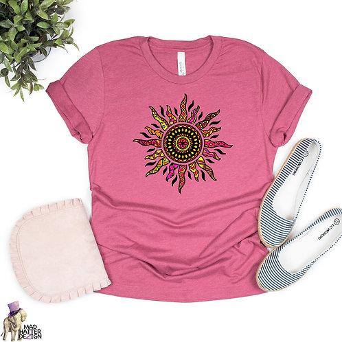 WS: Zentangle Sun Tee