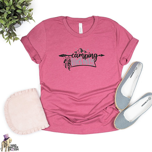 Camping Vibes Tee