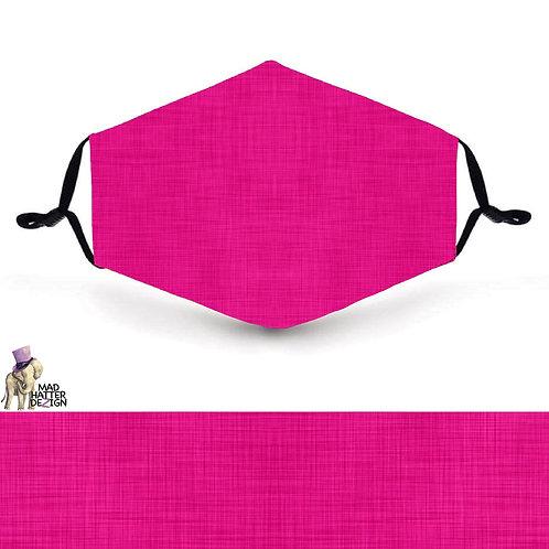 Linen Pink Mask