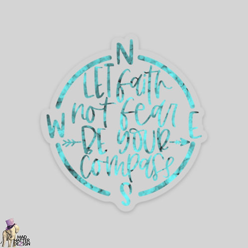 "WS: Be Your Compass (3"")"