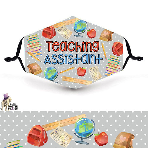 Teaching Assistant Mask