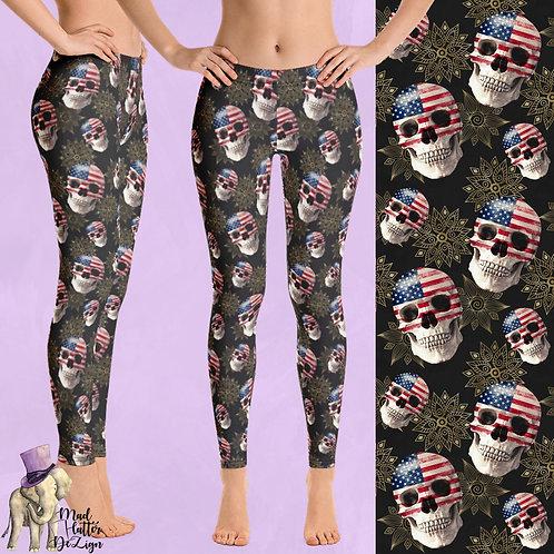 American Skulls (Yoga)
