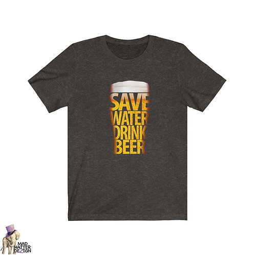 WS: Save Water Tee