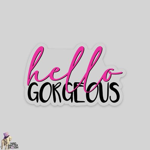"""WS: Hello Gorgeous (3"""")"""