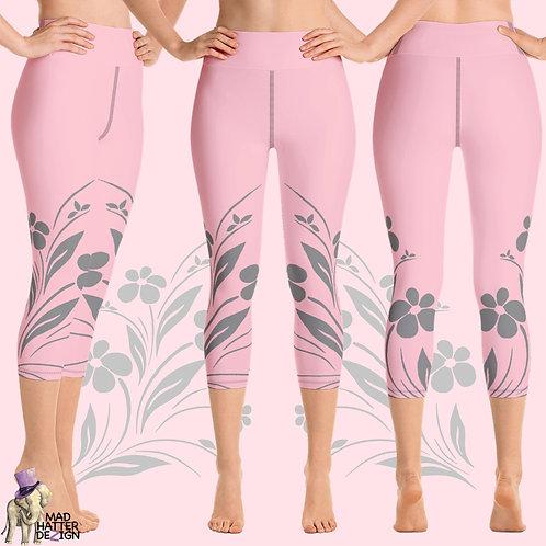 Simple Flowers Pink