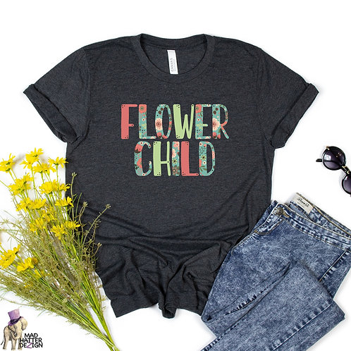 WS: Flower Child Tee