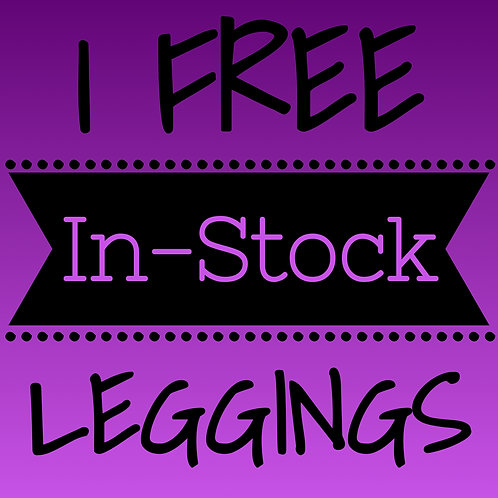 Free In-Stock Leggings